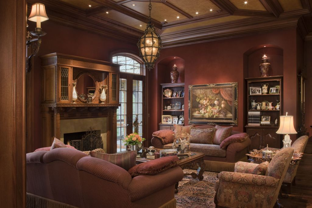 Captivating Traditional Style Interior Decorating : Captivating Traditional Style Interior Decorating Picture