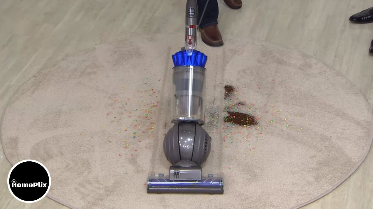 How to use Dyson DC65 on hardwood floors  #homeplix