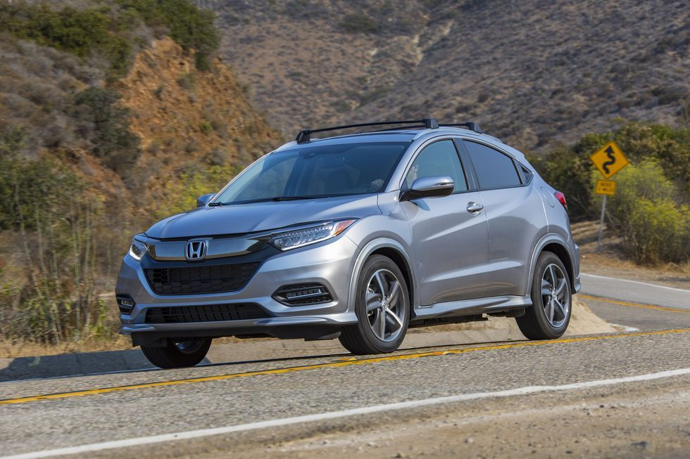 2021 Honda HRV Review, Pricing, and Specs in 2020 Small