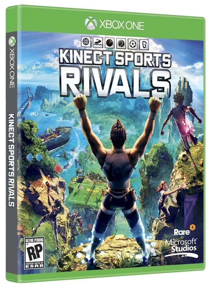Kinect Sports Rivals Is An Amazing Sports Video Game For The Xbox One Jogos Xbox One Jogos Esportivos Para Criancas Kinect
