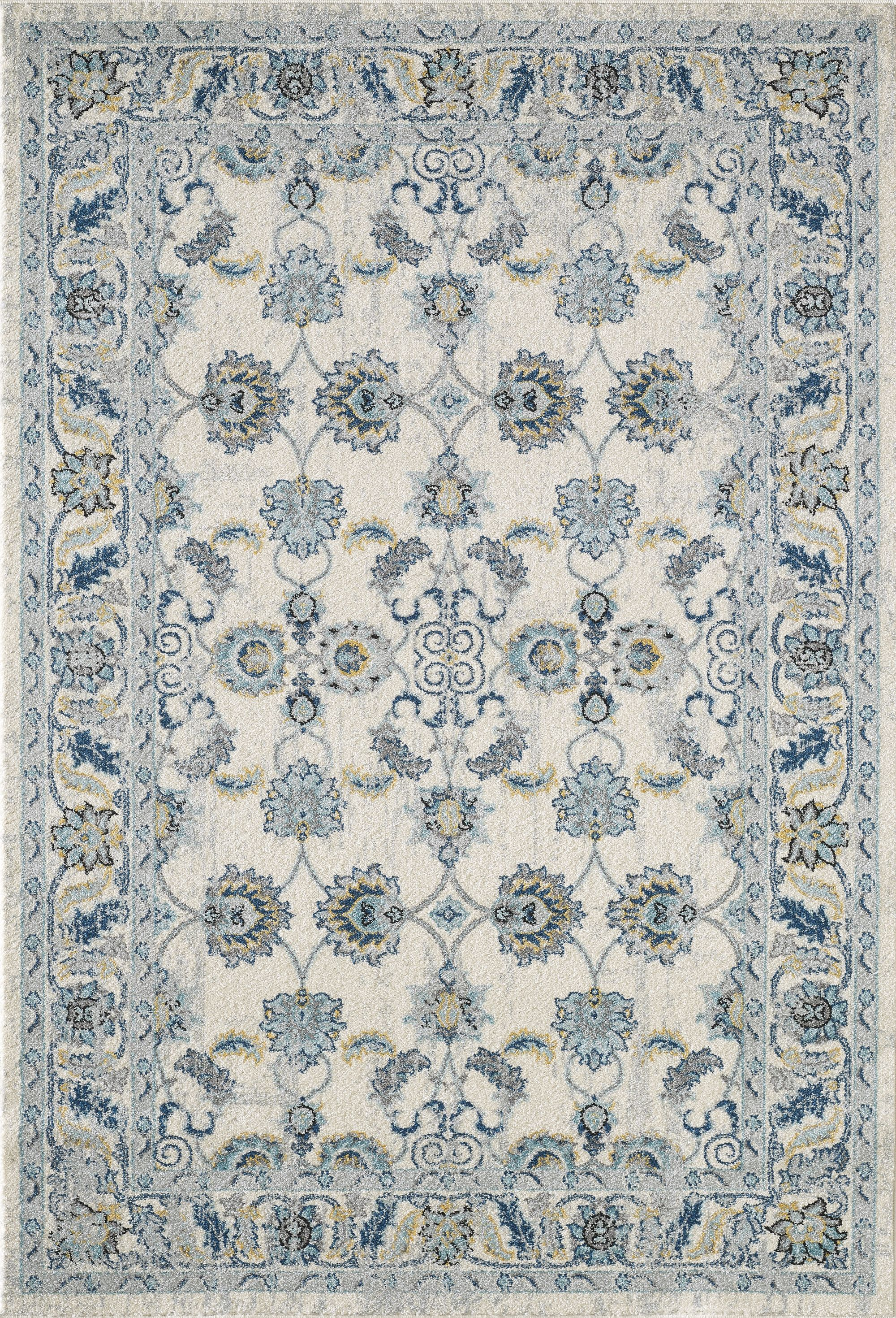 Lnx120a Color Ivory Size 7 9 X 10 2 Traditional Rugs