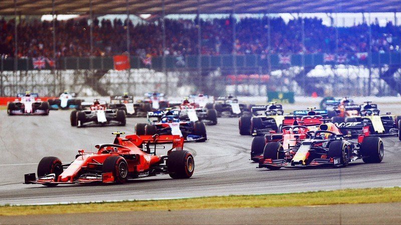 Howto Howto News How To Watch 70th Anniversary F1 Grand Prix Live Stream In 2020 Grand Prix British Grand Prix 70th Anniversary