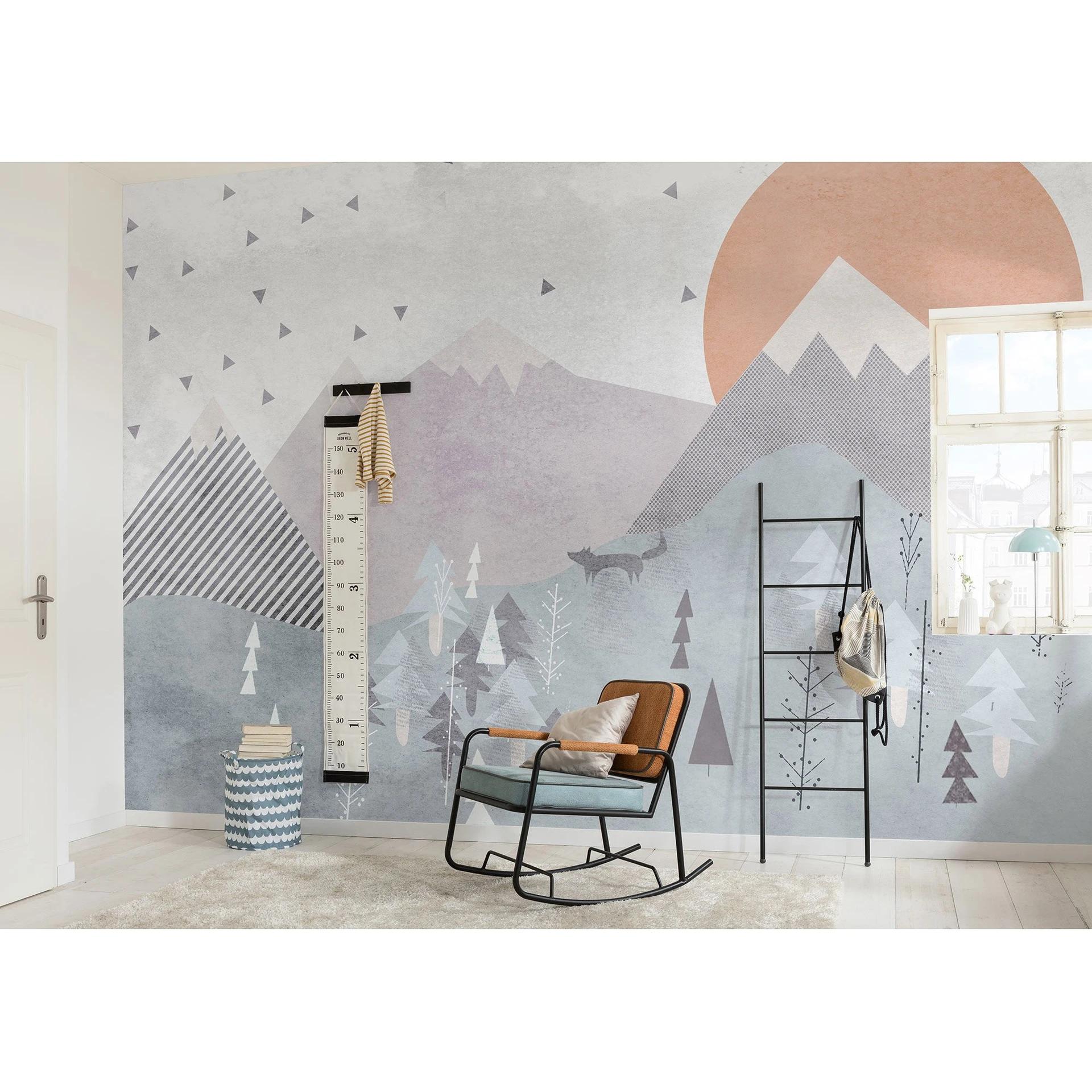 Photo Murale Wild Free Komar L 400 X H 250 Cm Leroy Merlin Mural Wallpaper Normal Wallpaper Wall Wallpaper
