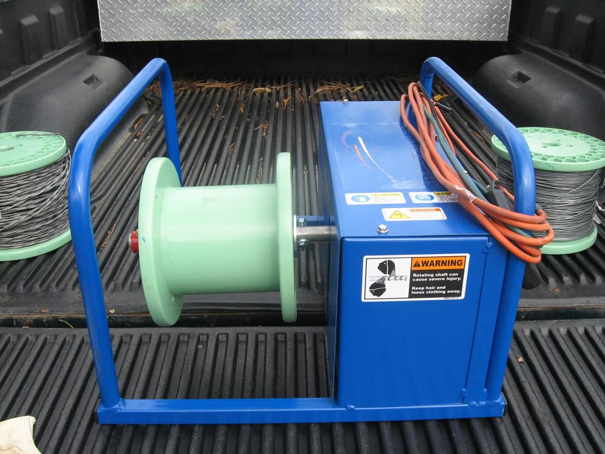 Electric Fence Wire Winder Tornado Pickup 1 1200900 Wiring An
