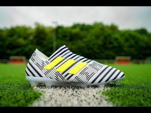 Lionel Messi Adidas Nemeziz 17.1 Boots - Test & Review - Feels 22