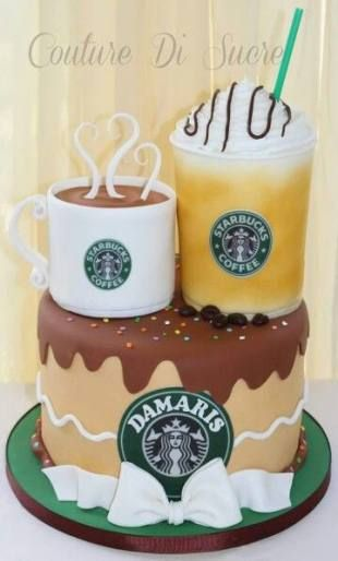 42 Super Ideas For Cupcakes Anniversaire Fille #starbuckscake