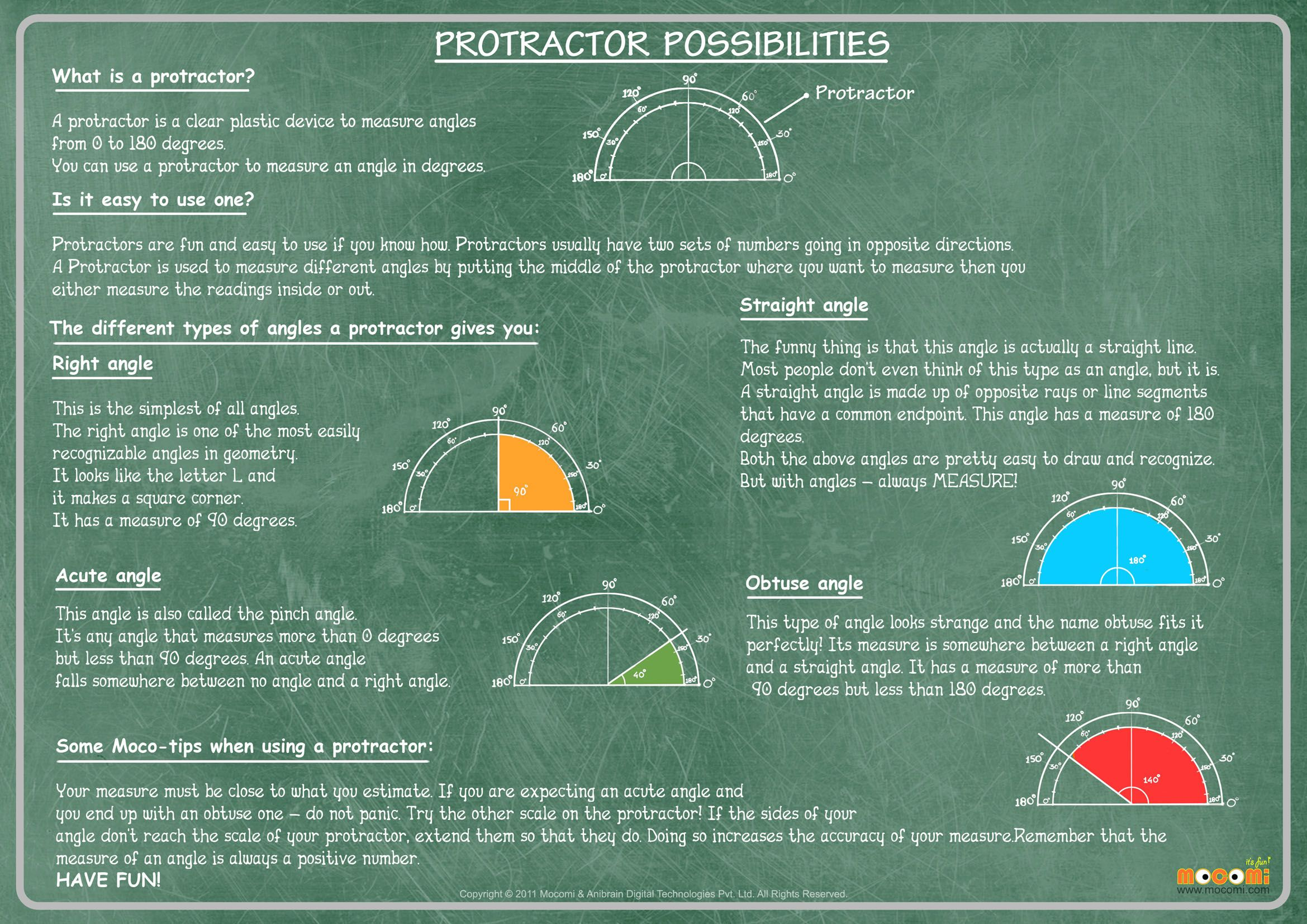 What Is A Protractor