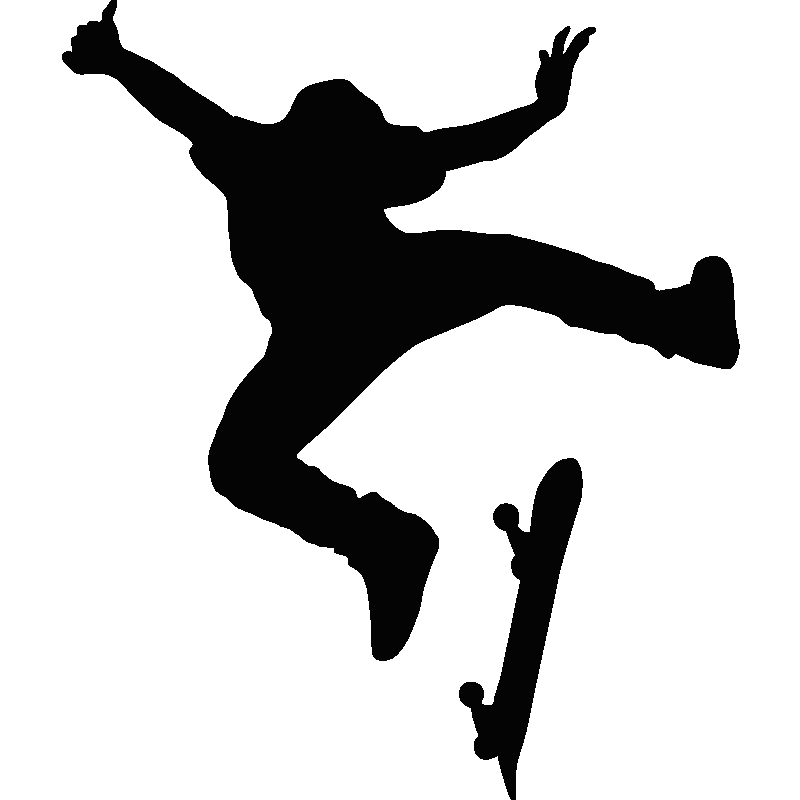 ros-skateboarder1_1361736245.png (800×800) | Bicycle Logos ...