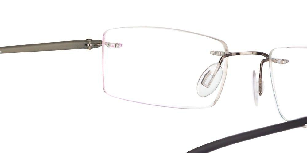 7bba0cd1ad2 Shop online for Vincent Chase VC 0315 Gunmetal Grey Black DOY2 Eyeglasses    Rs.999