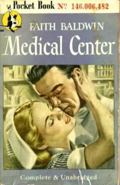 Pocket Books - Medical Center