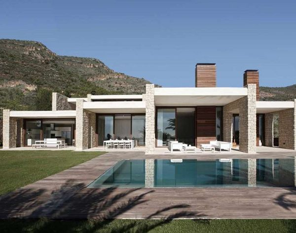 Exceptional A Dream Home If There Ever Was One, How Expansive And Yet Simple   At Home.    Pinterest   Architektur Und Wohnen