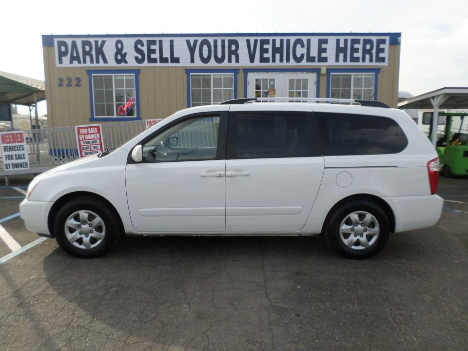 2010 Kia Sedona Kia Sedona Van For Sale Chrysler Pacifica