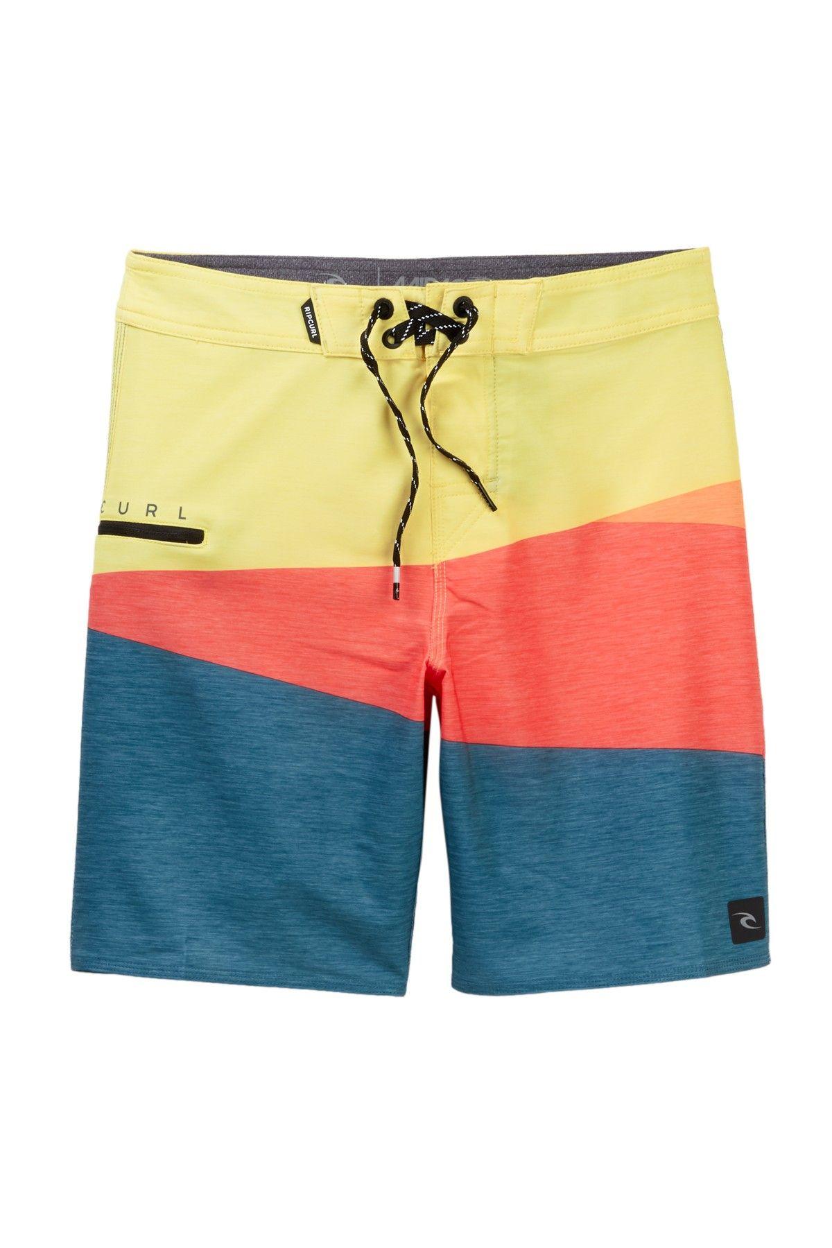Mirage Edge Board Shorts (Big Boys) Mat Man 4e54bf96a29