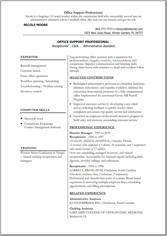 resume format maintenance free example college teaching professor ...