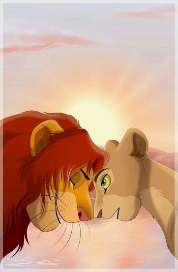 Simba And Nala Wallpaper