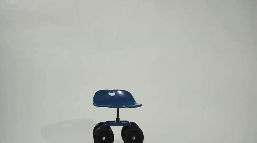 Watch: Low Rider Swivel Scoot