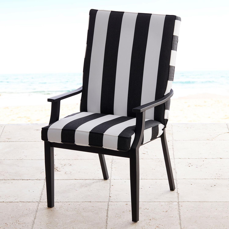 Sunbrella Chair & Seatback Sunbrella outdoor cushions