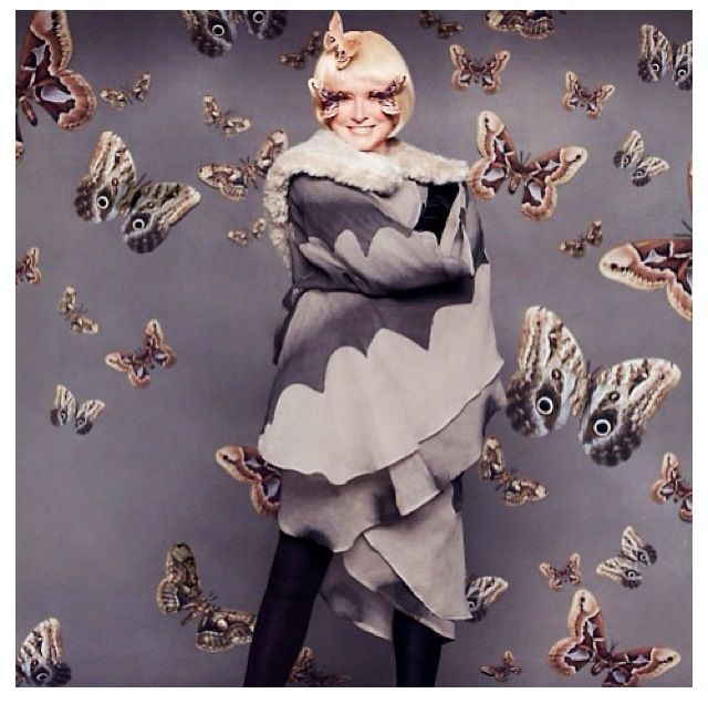 Una amariposada Martha Stewart para Halloween 2013 It\u0027s beautiful - martha stewart halloween ideas