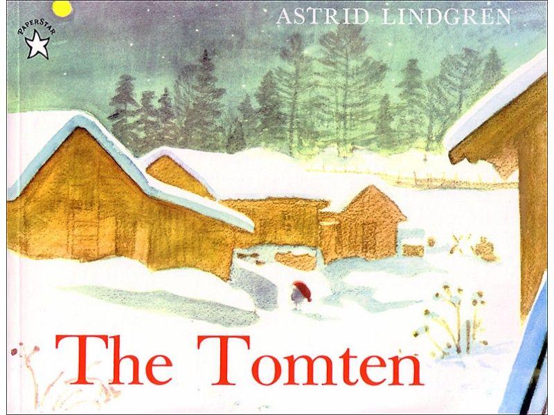 Astrid Lindgren 39 S Tomten Books Astrid Lindgren Christmas Books Winter Books