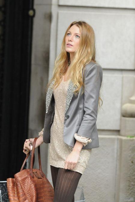 Serena Der Ii A Pics Van New Woodsen Van Fashion frwq4f