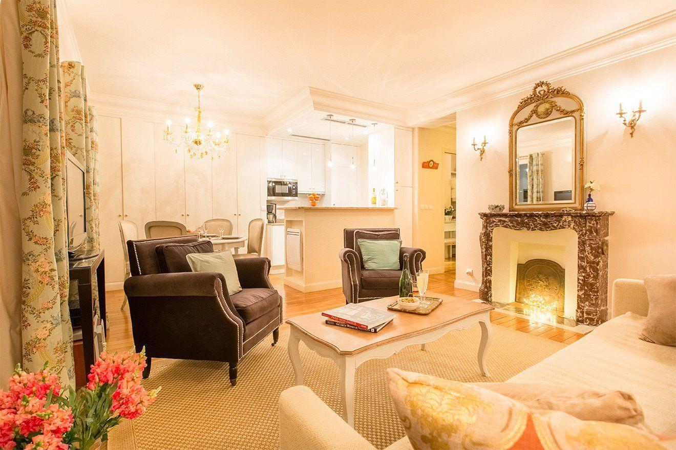 Saint Amour: A 2 bedroom Paris apartment you\'ll love #Paris   All ...