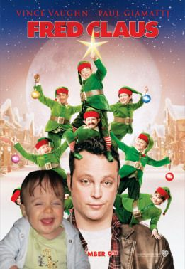 I liked it , but some say......Top 10 Worst Christmas movies: Fred Claus