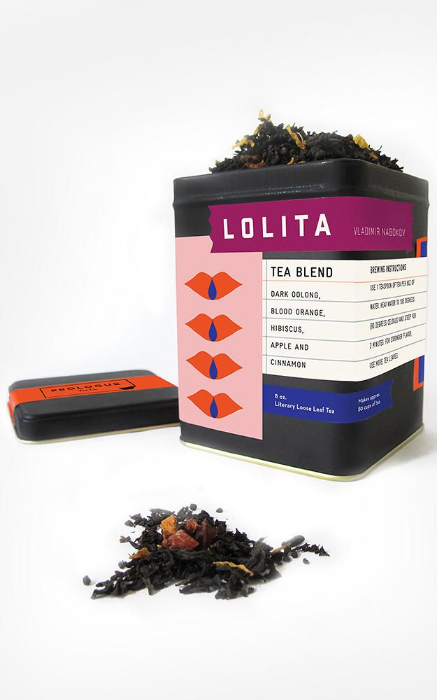Your Favorite Books, If They Were Tea | Co.Design | business + design