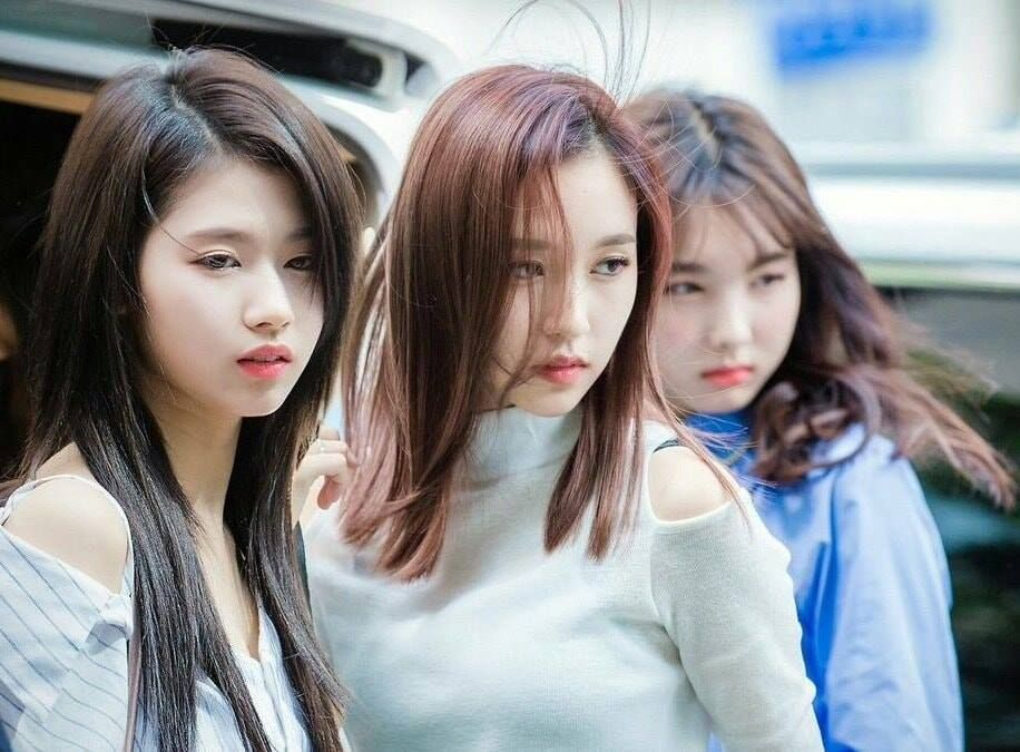 Pin De Olivia Hye Em Tuways Coreana Myoui Mina