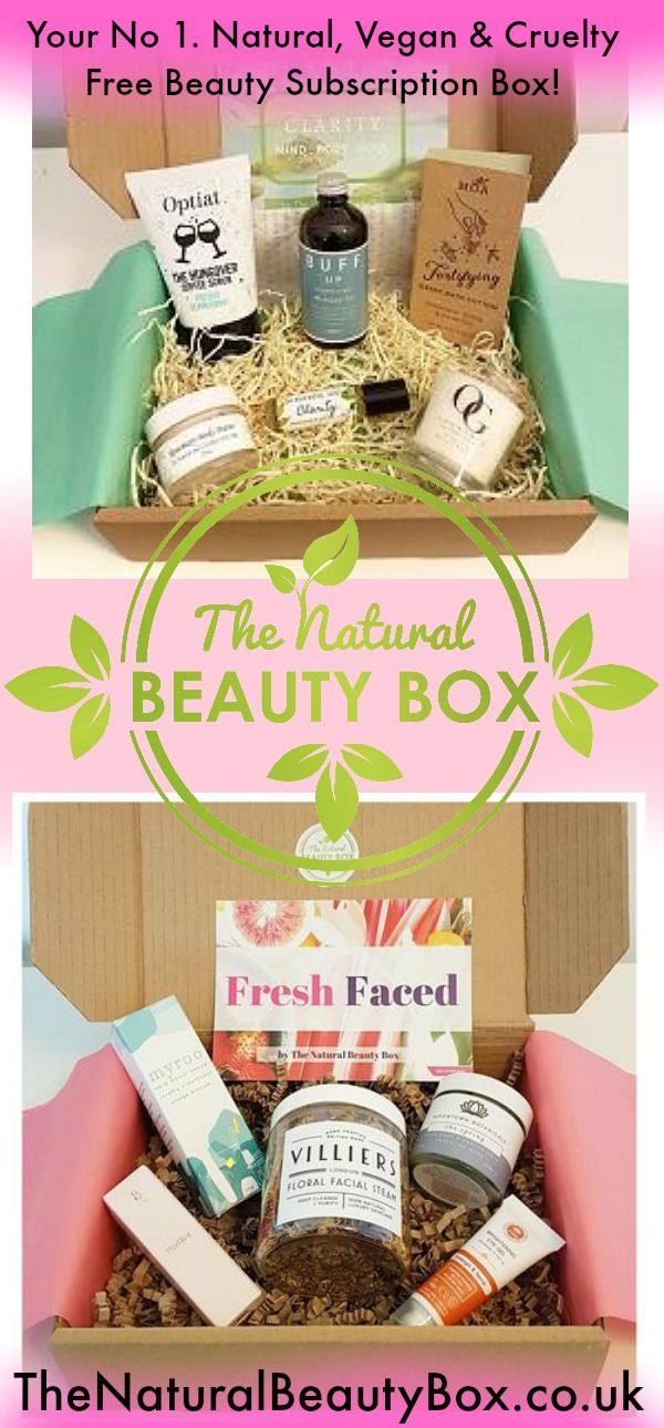 Your No 1. Natural, Vegan & Cruelty Free Beauty