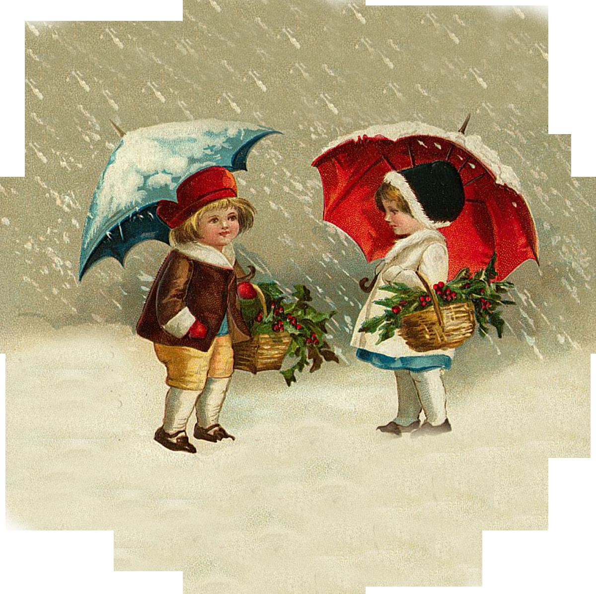 Декупаж рождество картинки