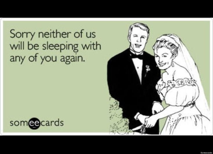 funny wedding invites