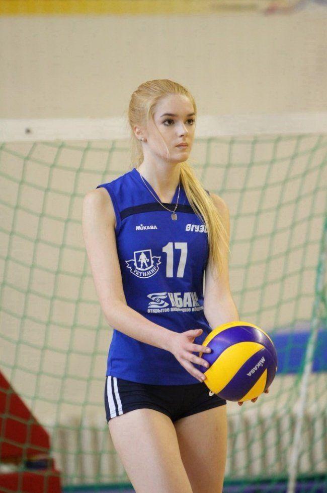 fotos de voleibolistas sexis