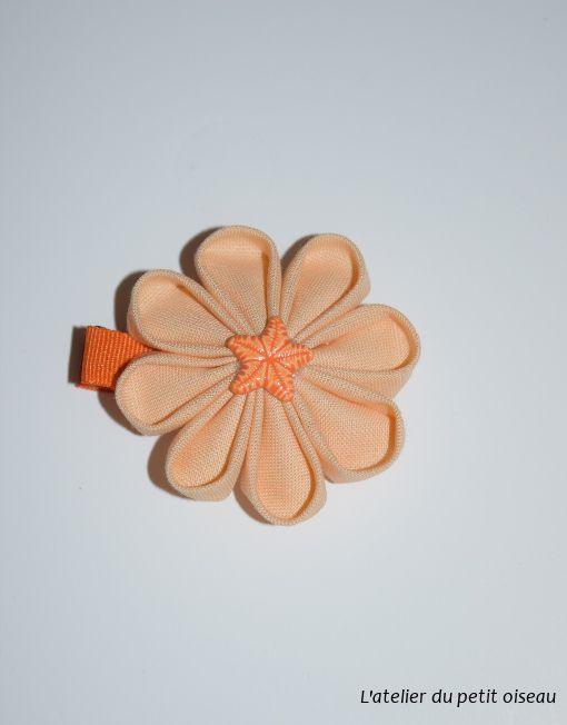 Pince fleur originale corail étoile de mer