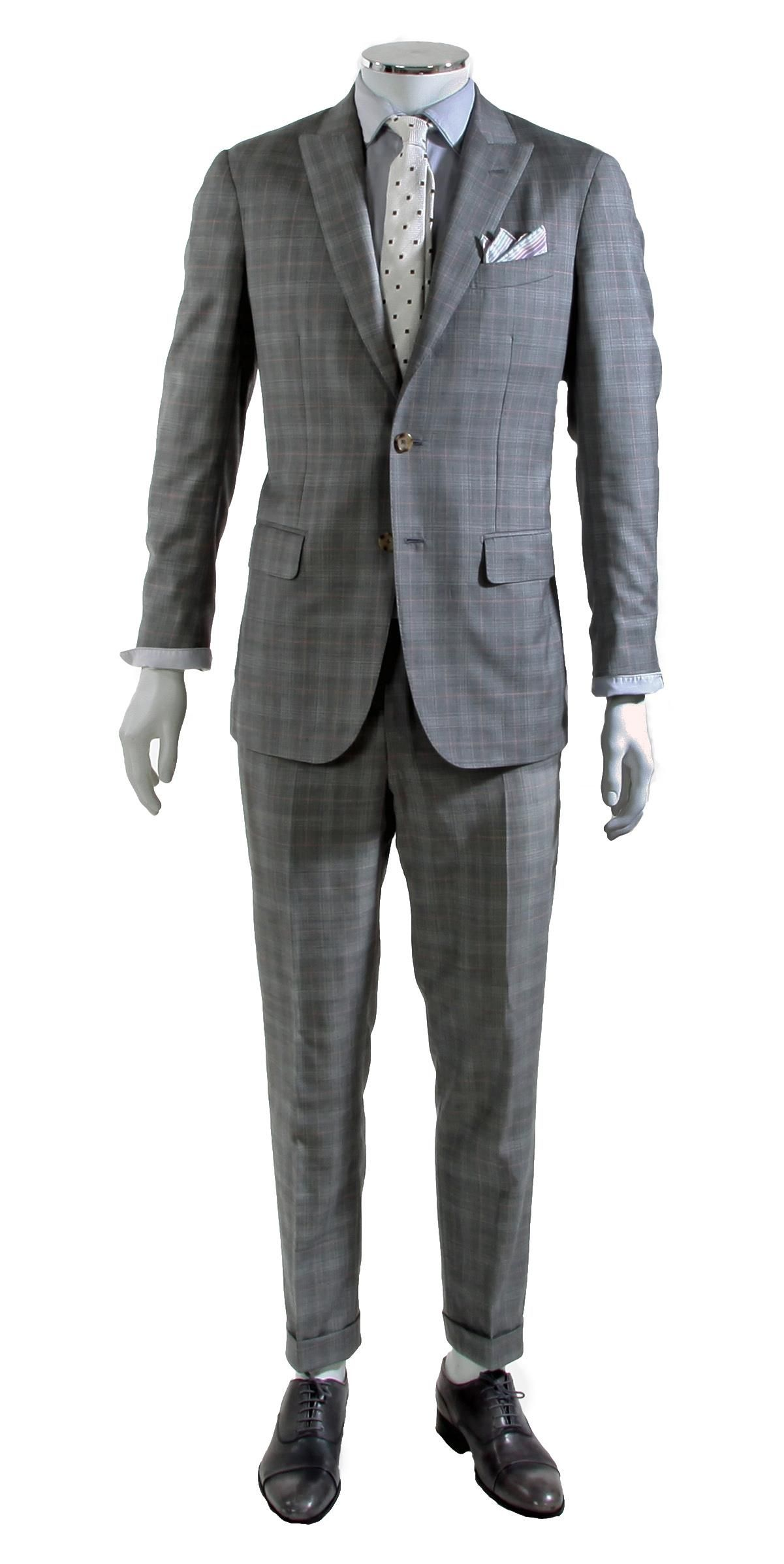 J.Crew LUDLOW FIELDING SUIT JACKET IN WINDOWPANE ENGLISH SPRING WOOL (Fox  Brothers Mill)  6f569ada0