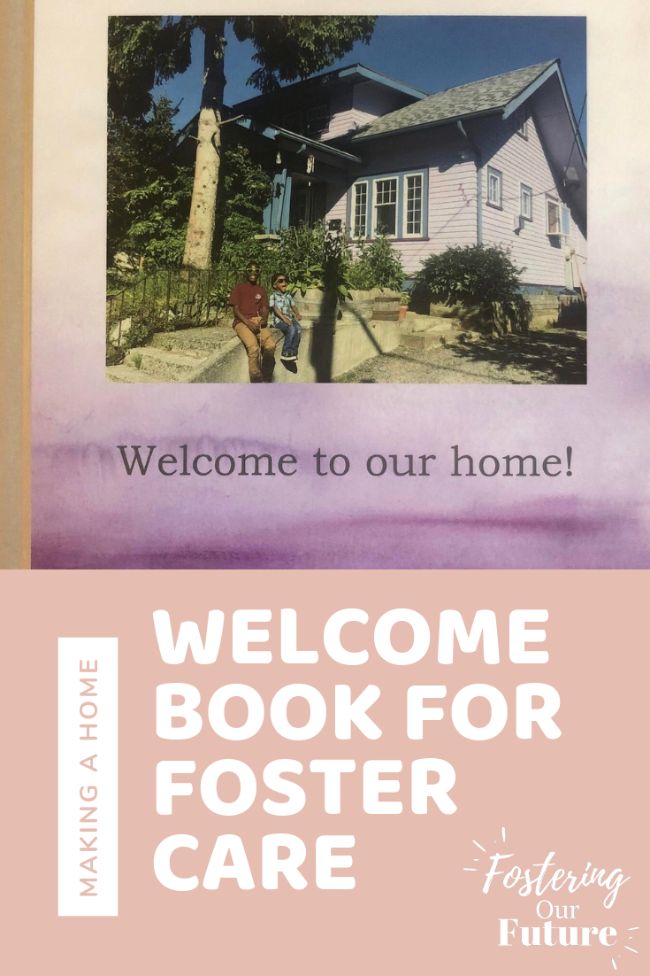 Foster Care Welcome Book Foster Care The Fosters New Parent Advice