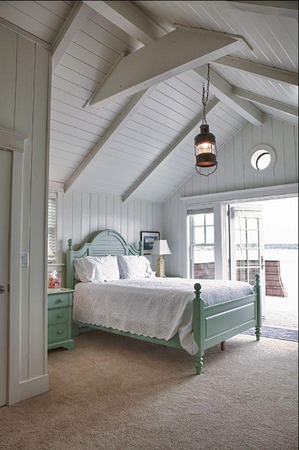 50 Beautiful Coastal Chic Bedroom Retreats Cottage Beach Style Home
