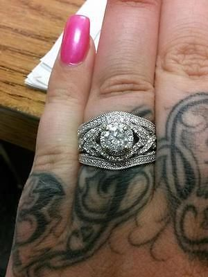 Top Halo Ring Guards Fit For Most Solitaire Engagement Rings