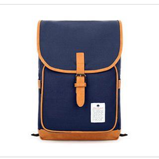 contrast trim canvas backpack bag s pinterest canvas backpack
