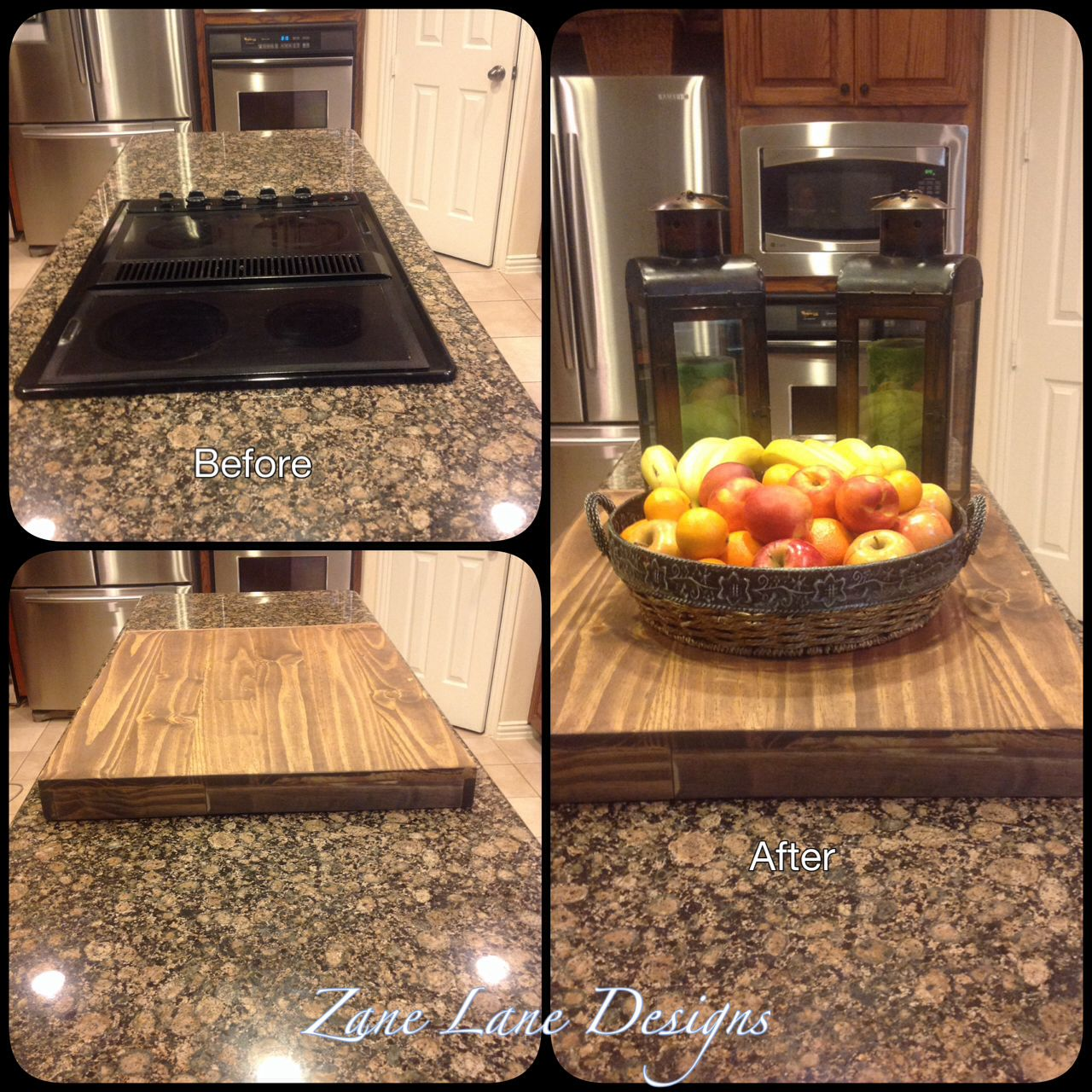 I Never Liked My Center Island Cooktop And Was Constantly