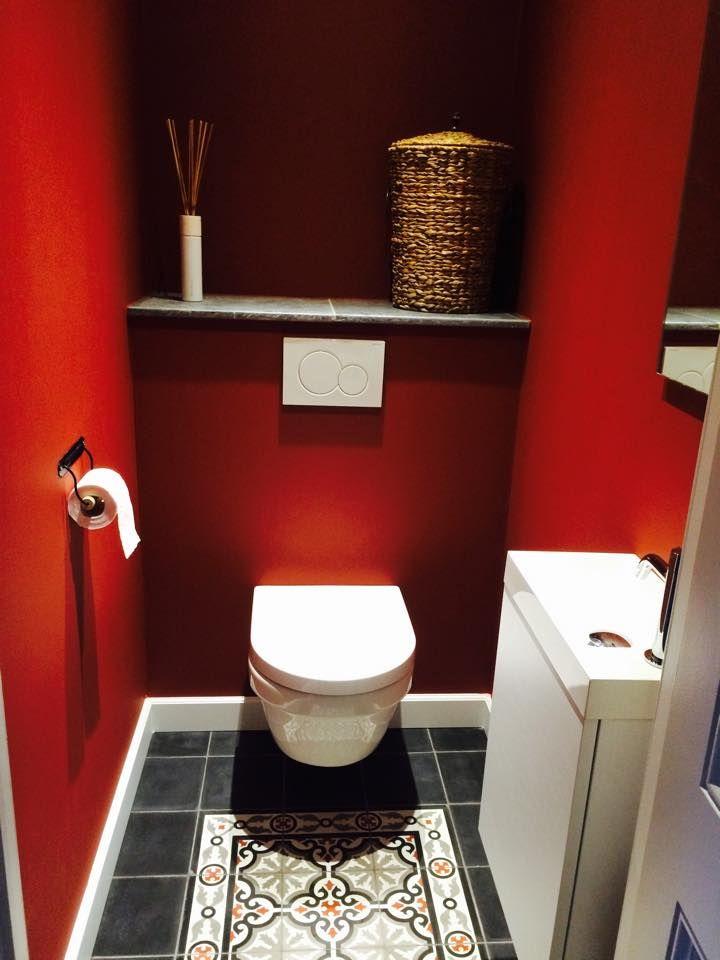 Moderne Toilet