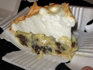 Cooking With Kimberly Gram S Raisin Pie Raisin Pie Raisin Recipes Sour Cream Raisin Pie