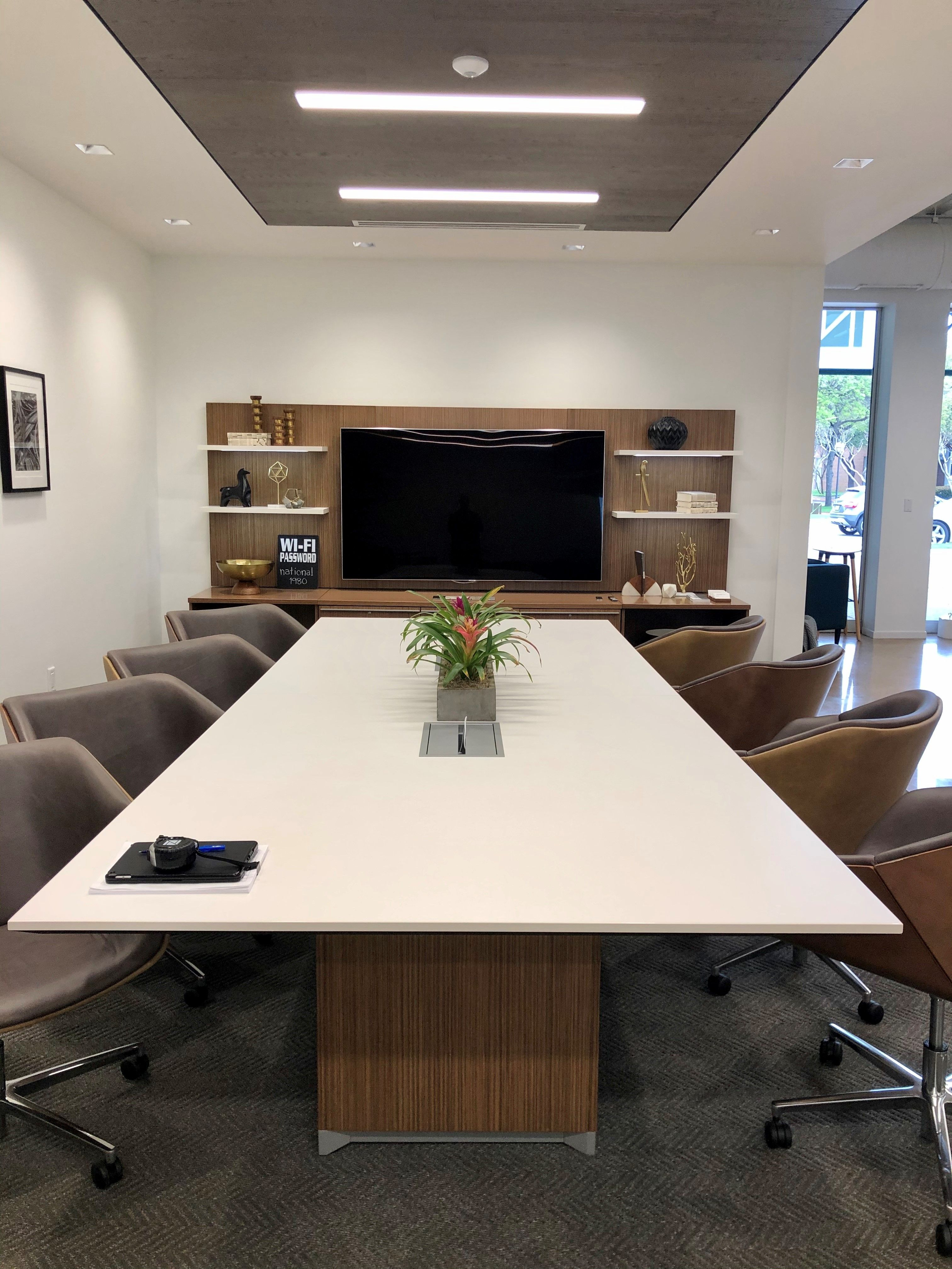 Conference Room Meeting Room Design Table Home Modern conference room colors