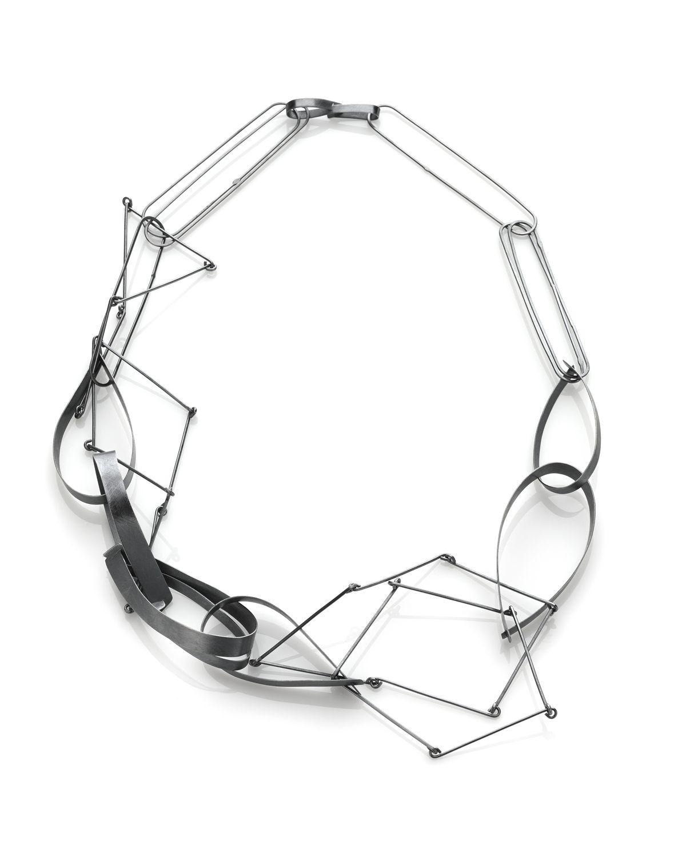 Amy tavern artist silver necklace pinterest amy silver