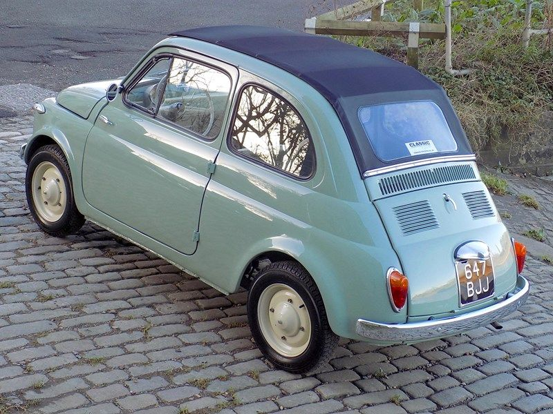 1958 Fiat 500 N For Sale Classic Cars For Sale Uk フィアット