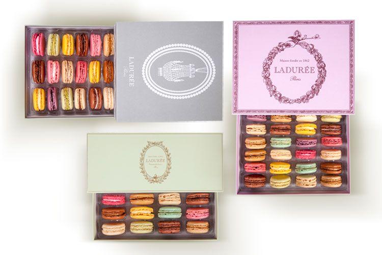 Ladurée Box of Macarons