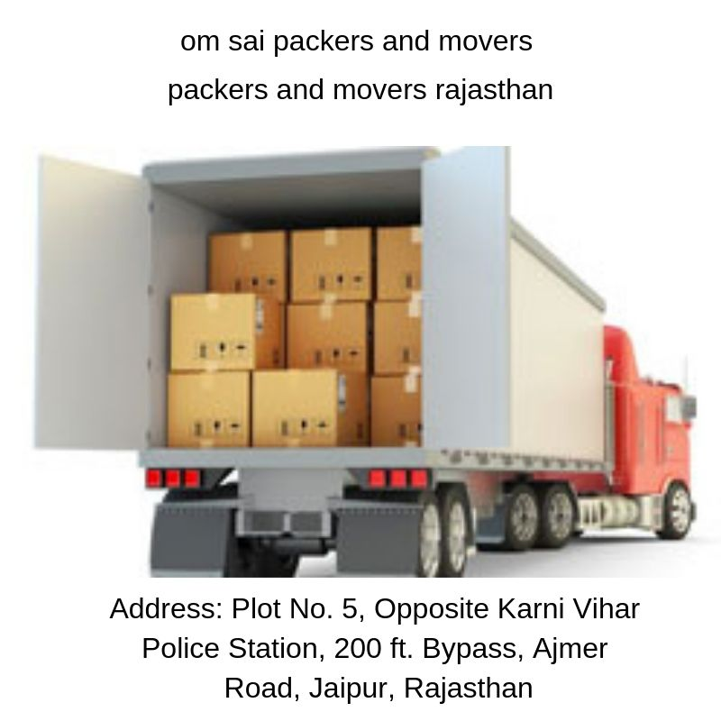 Best Packers And Movers In Jaipur Movers Mover Company