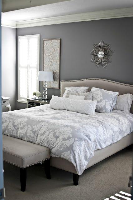 Blanco, plata y gris Decoracion Pinterest Gris, Plata y Blanco