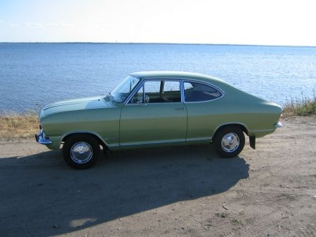 1500 Opel Kadette B Coupe F// 1969…. looking fresh as the day it rolled out of the factory
