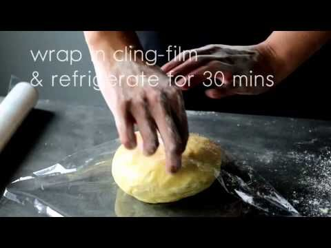 Cook Like A Masterchef Slow Roast Lamb Pie With Sour Cream Pastry Fresh Mint Sauce Slow Roast Lamb Cooking Recipes Lamb Pie