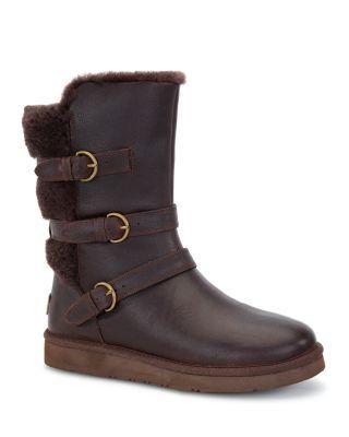 041508f4256 UGG® Australia Beckett Shearling Back Boots | Bloomingdale's | What ...